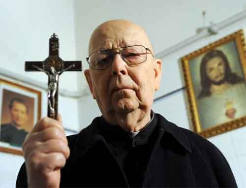 В Ватикане состоялась очередная международная конференция экзорцистов