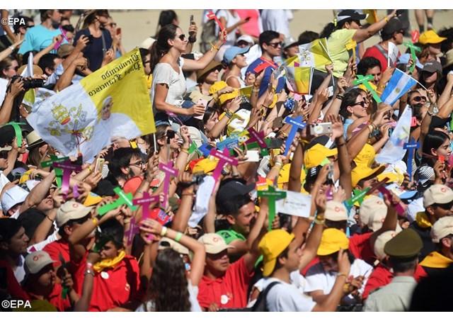 Папа Франциск обратился с видеопосланием к участникам Недели посвященной Богу жизни в Мадриде