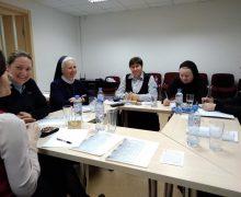 Послесловие к заседанию Катехитической комиссии: говорит сестра Наталия Градел