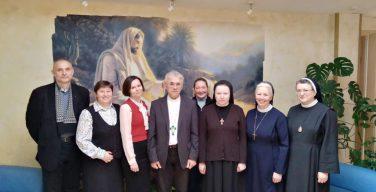 В Епархиальном центре в Новосибирске состоялось очередное заседание Катехитической комиссии Преображенской епархии