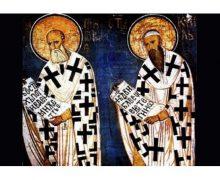 Папа Франциск в беседе с православным иерархом из Словакии: святые Кирилл и Мефодий напоминают нам об общем наследии святости