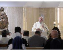 Папа Франциск на Мессе в Доме Св. Марфы размышлял о призвании епископа