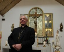 Кардинал Герхард Людвиг Мюллер посещает Преображенскую епархию