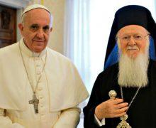 Патриарх Константинопольский прибыл в Рим и в субботу встретится с Папой