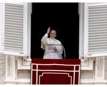 Слово Папы Франциска перед молитвой Regina Caeli в 6-е воскресенье Пасхального времени. 6 мая 2018 г., площадь Св. Петра