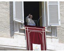 Слово Папы Франциска перед молитвой Regina Caeli в торжество Пятидесятницы. 20 мая 2018 г., площадь Св. Петра