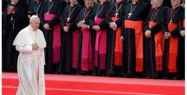 Папа Франциск на Мессе в Доме Св. Марфы: епископ призван всецело вверить себя Святому Духу