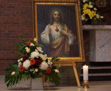 Торжество Святейшего Сердца Иисуса в Кафедральном соборе Новосибирска (+ФОТО)