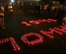 «Свеча памяти»: россияне вспоминают 27 миллионов погибших за 1418 дней войны