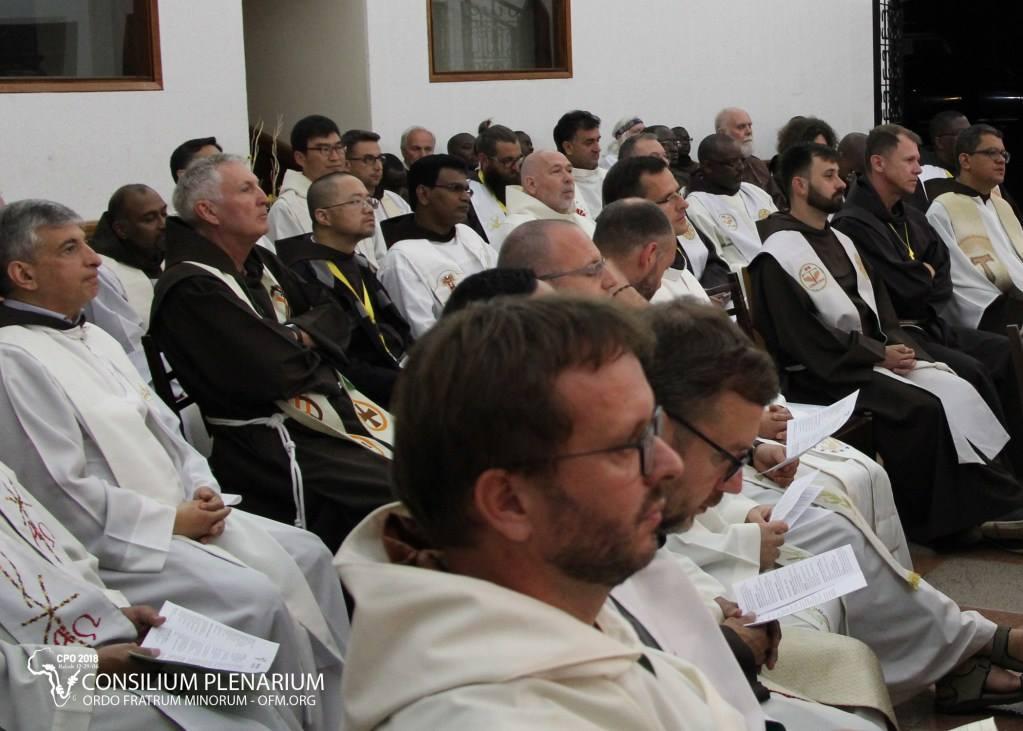 В Найроби проходит встреча членов генерального совета Ордена Братьев Меньших