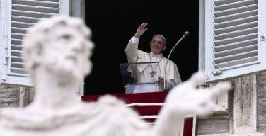 Слово Папы Франциска перед молитвой «Ангел Господень» в торжество Пресвятых Тела и Крови Христа. 3 июня 2018 г., площадь Св. Петра