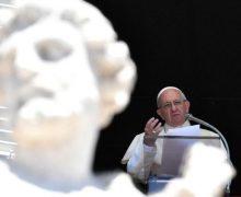 Слово Папы Франциска перед молитвой «Ангел Господень» в 11-е Рядовое воскресенье. 17 июня 2018 г., площадь Св. Петра