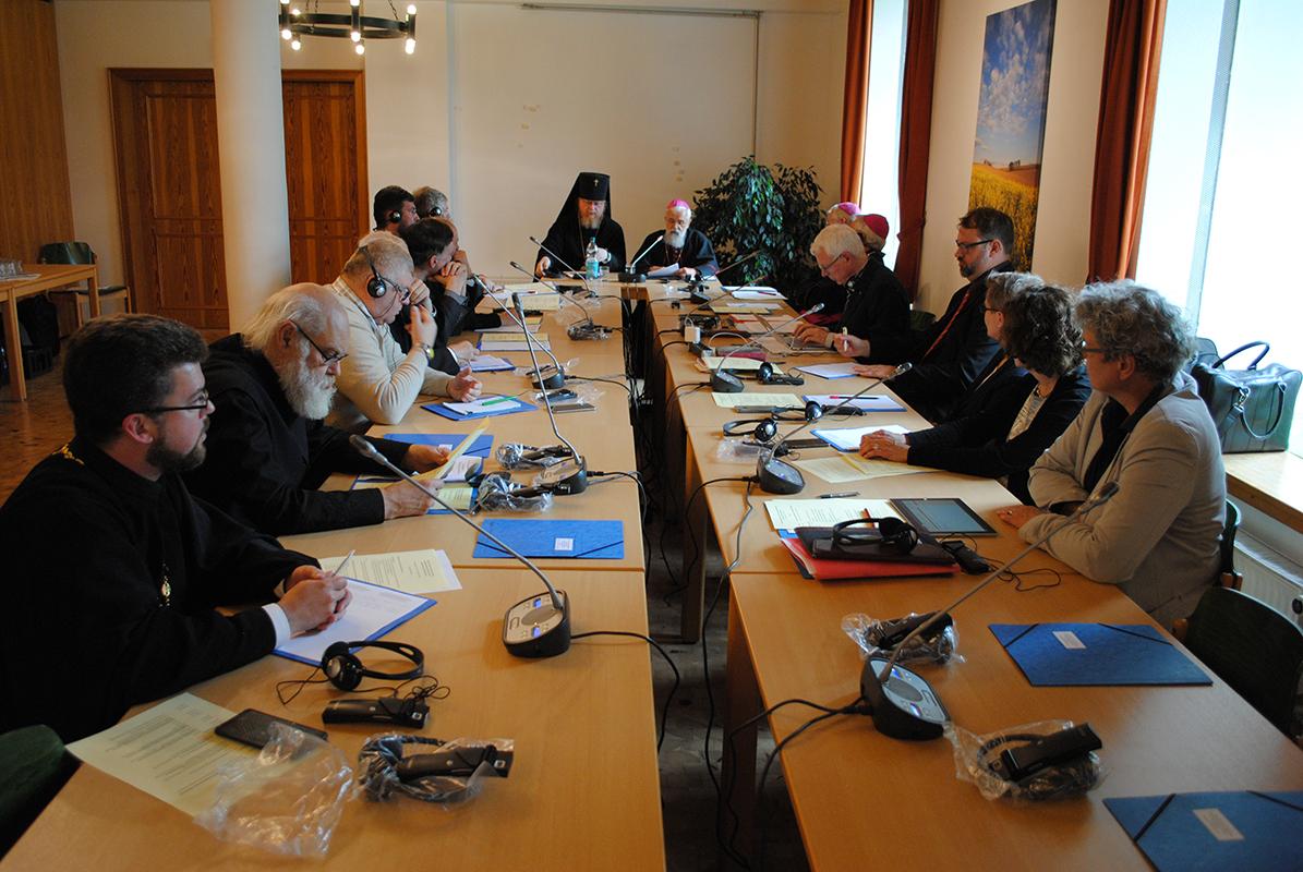 В Хильдесхайме открылись Х богословские собеседования между Русской Православной Церковью и католической Немецкой епископской конференцией