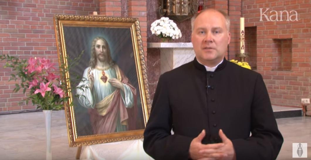 Святейшее Сердце как символический образ Личности Христа. Размышление отца Сергея Давыдова