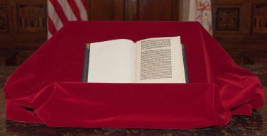 Украденная копия письма Колумба испанскому королю возвращена в Библиотеку Ватикана