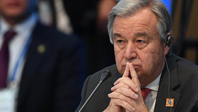 В ООН призвали обеспечить условия для возвращения христиан в Ирак и Сирию