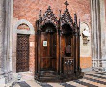 Католический священник нашел в исповедальне 36 тысяч ЕВРО