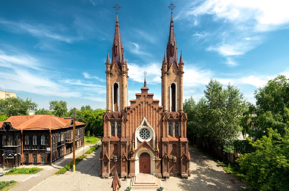 В Красноярске назначен новый глава Агентства госимущества. Прежний ушел после отказа возвращать Органный зал католикам