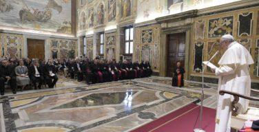 Папа – Миссионерским обществам: не превращайтесь в «агентство»
