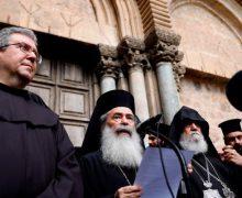 Трое церковных лидеров Святой Земли направили израильскому премьеру письмо по поводу спорного законопроекта