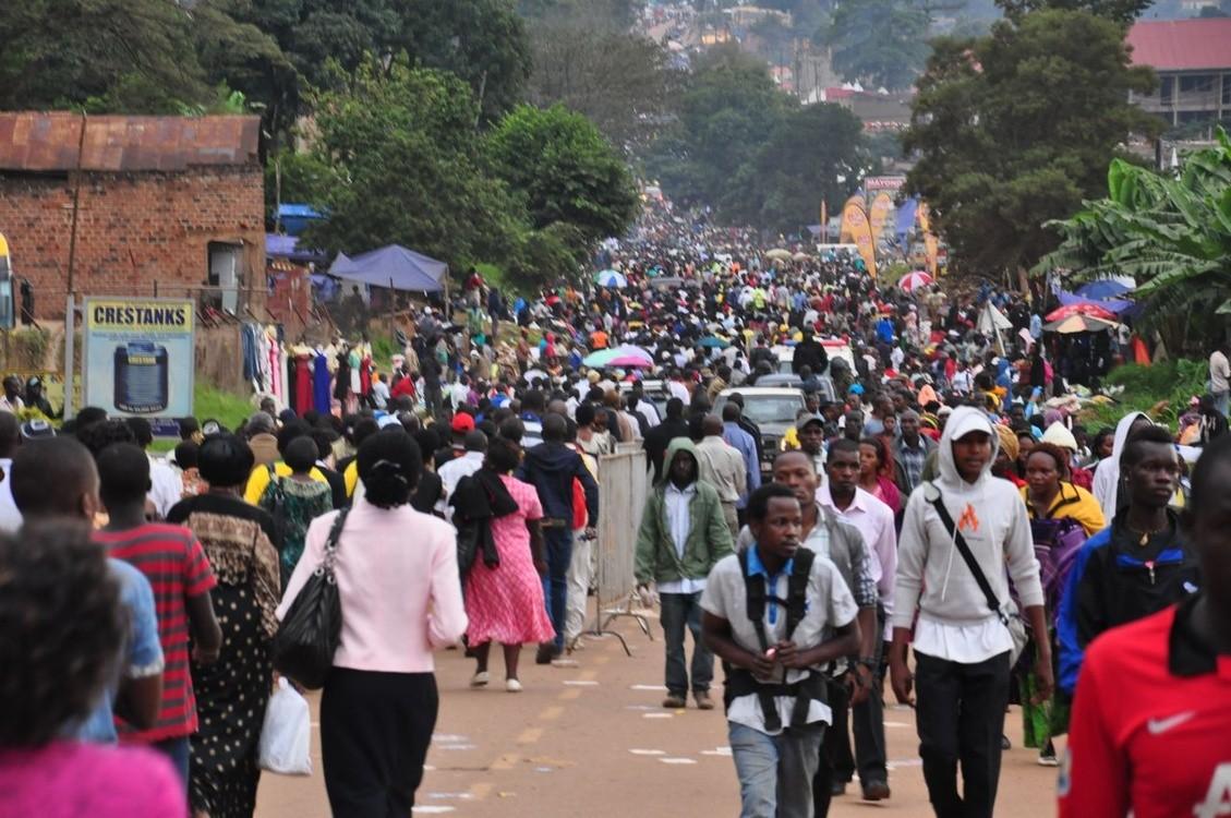 4 миллиона паломников в этом году праздновали память Угандийских мучеников в Номугонго
