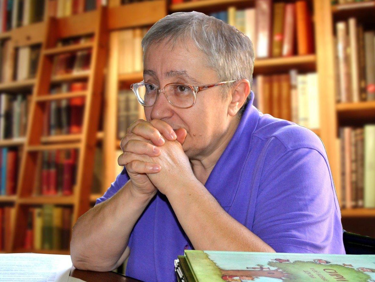 Исследователь и эссеист Анна Годинер рассказывает о детских книгах