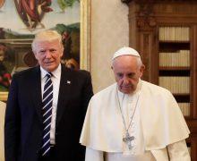 Папа Римский раскритиковал миграционную политику Трампа