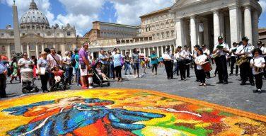 Папа приветствовал участников римской «Инфьораты»