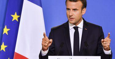 Макрон призвал основательно готовиться к долгому миграционному давлению, не поступаясь европейскими ценностями