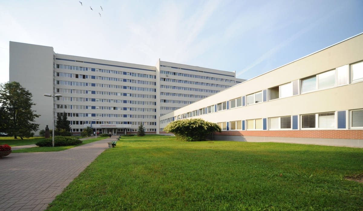В Латвийском центре онкологии молились за волонтеров, помогающих больным