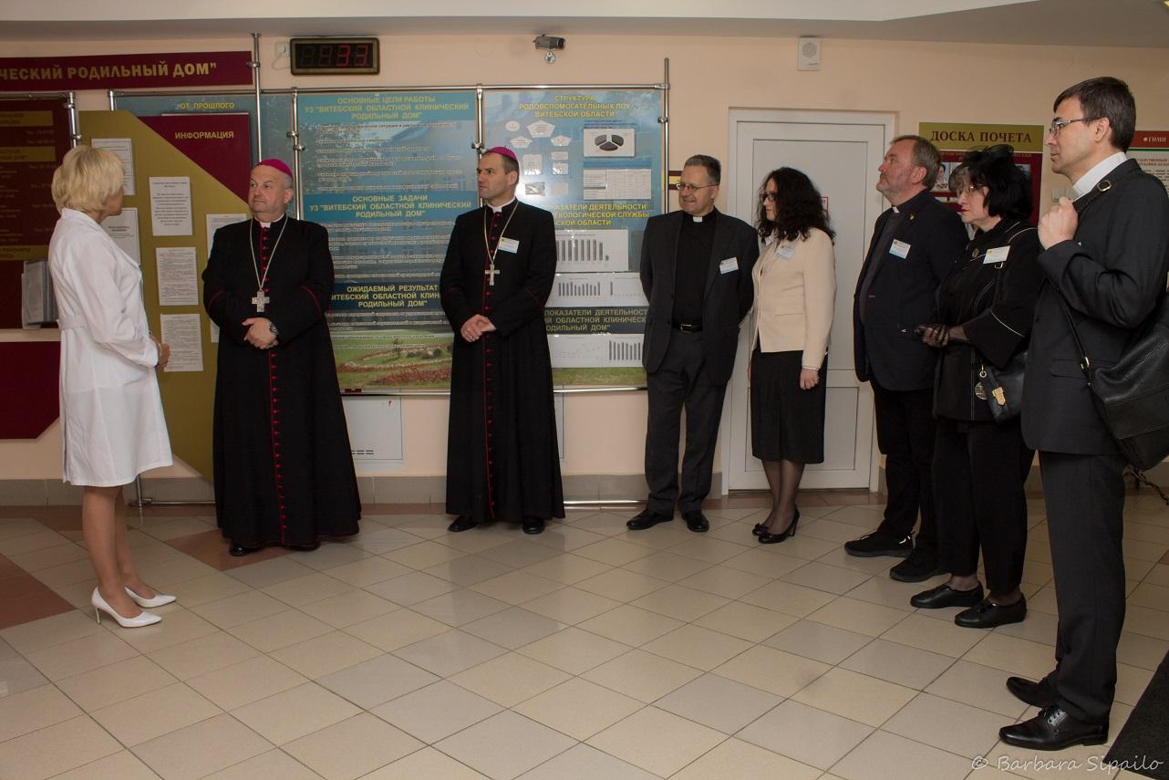 В Белоруссии прошла международная конференция «Проблемы врачебной этики в современном мире»