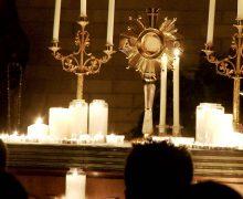 Празднование торжества Пресвятых Тела и Крови Христа в приходах Преображенской епархии (ФОТО)