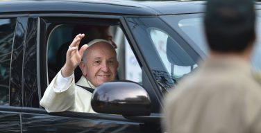 Во время визита Папы Римского проезд в Вильнюсе и Каунасе будет бесплатным