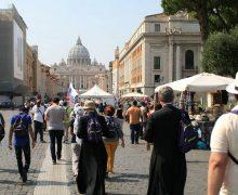 В августе пройдёт большое молодёжное паломничество в Вечный город из всех областей Италии
