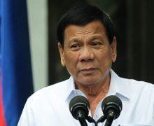 Президент Филиппин извинился перед Богом