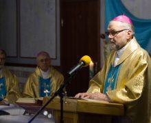 VIII Всероссийская встреча молодёжи. Проповедь епископа Кирилла Климовича на Мессе в Байкальске 20 июля 2018 года