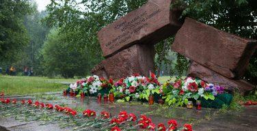 VIII Всероссийская встреча молодёжи. Пешее паломничество к мемориалу памяти жертв тоталитаризма (ФОТО)