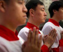 Диалог с Китаем: апостольское преемство и легитимность епископов