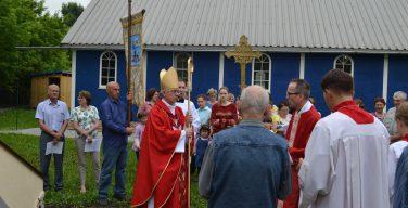 Владыка Иосиф Верт посетил приходы Куйбышева (+ ФОТО)