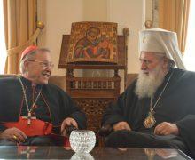 Кардинал Вальтер Каспер встретился с Патриархом Болгарским Неофитом