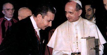 Доминиканцы займутся процессом беатификации известного итальянского политика
