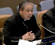 Архиепископ Ауса о роли ООН в борьбе с терроризмом