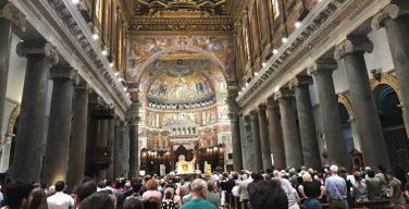 Община Святого Эгидия: молодёжь планеты за мир