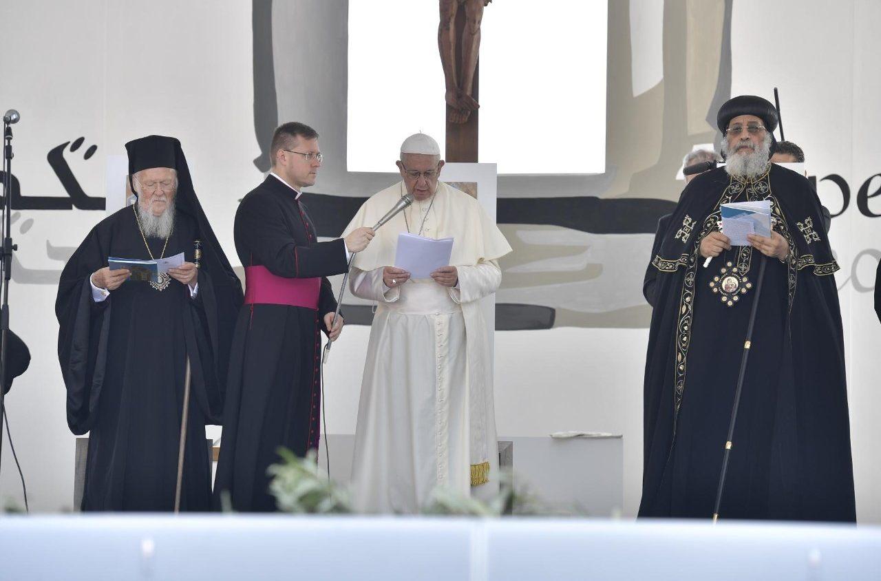 Папа Франциск в Бари: мы не вправе проявлять убийственное равнодушие (ФОТО + ВИДЕО)