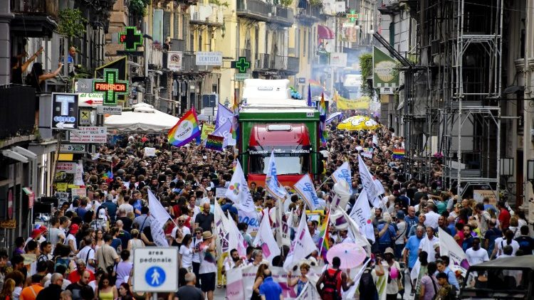Заявление епископов Молизе по случаю гей-парада