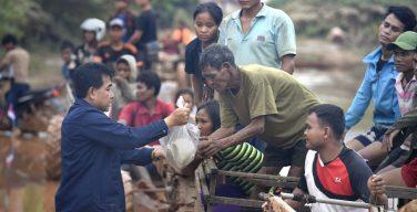 Церковь Южной Кореи поддержала страдающих от наводнения в Лаосе