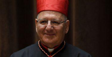 Патриарх Сакко: кардинальский алый цвет — символ мучеников Ирака