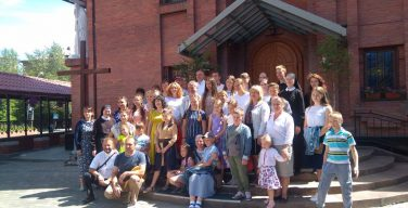 В Новосибирске проходят «Каникулы с Богом» для семей (+ФОТО)