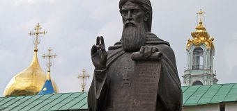 Сергий Радонежский помог сформировать лучшие стороны русской души, считает патриарх Кирилл