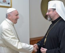 Блаженнейший Святослав заверил Папу, что УГКЦ не вмешивается в процесс объединения православных Церквей на Украине